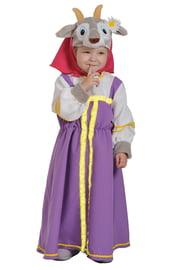 Маскарадный детский костюм Козочки