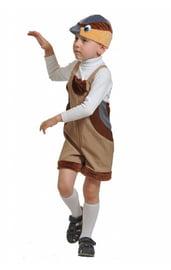 Детский костюм воробья