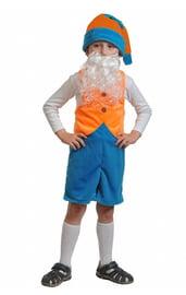 Плюшевый костюм гномика