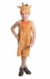 Плюшевый костюм Жирафика