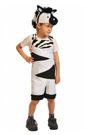 Детский костюм Зебры