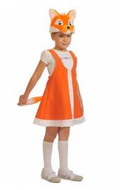 Детский костюм лисицы