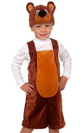 Плюшевый костюм бурого мишки