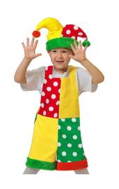 Детский костюм Скомороха