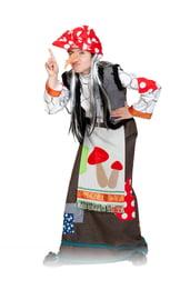 Детский костюм Бабы Яги в ассортименте