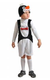 Плюшевый костюм пингвинчика