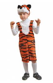 Плюшевый костюм тигренка