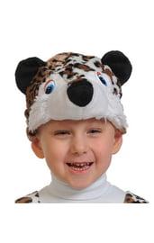 Плюшевая маска Леопардика