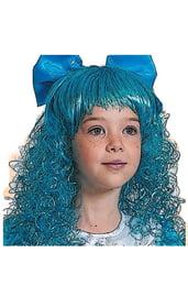 Детский парик Мальвины
