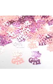 Розовое конфети Its a Girl