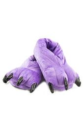 Фиолетовые мягкие лапы
