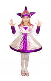 Детский костюм инопланетянки