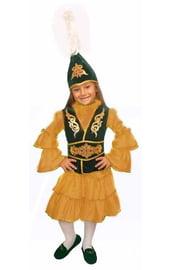 Костюм казахской девочки