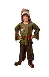 Детский костюм сказочного лешего