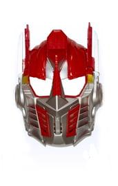 Красная маска трансформера