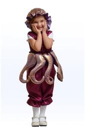 Фиолетовый костюм осьминожки
