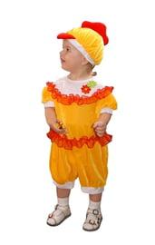 Костюм малыша-цыпленка