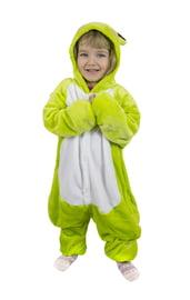 Детская пижама кигуруми Лягушка