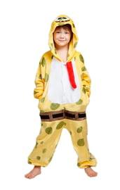 Пижама кигуруми Спанч Боб