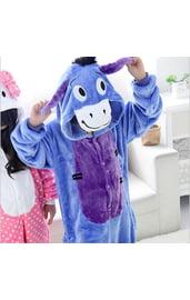 Детская пижама кигуруми Ослика