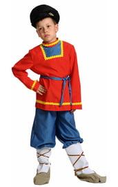 Детский костюм Иванушки в лаптях