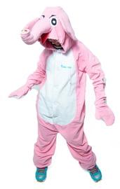 Кигуруми Розовый Слоник