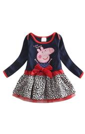 Платье Свинка Пеппа детское