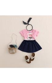 Детское платье Свинка Пеппа