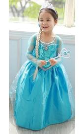 Детский костюм Эльзы Frozen
