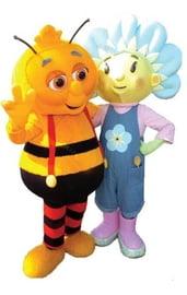 Ростовой костюм пчелки