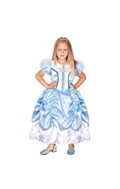 Платье Золушки со сборками