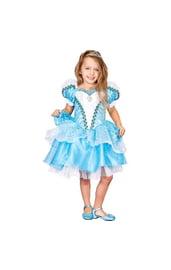 Детский костюм доброй Золушки