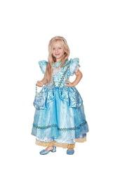 Детский костюм нежной Золушки
