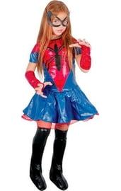 Костюм Человек-паук для девочек