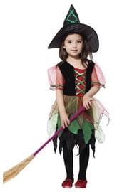 Детский костюм обаятельной ведьмочки