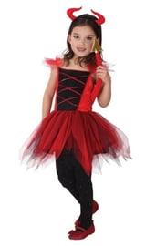Детский костюм озорного чертенка