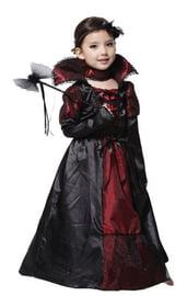Детский костюм готичной вампирши