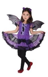 Детский костюм летучей мыши