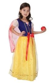 Детский костюм маленькой Белоснежки