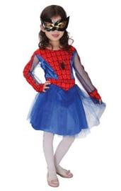 Детский костюм отважной Спайдергерл