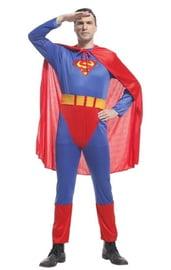 Костюм непобедимого Супермена