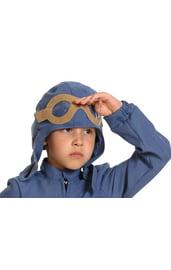 Детский шлем летчика