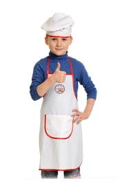 Детский костюм маленького поваренка