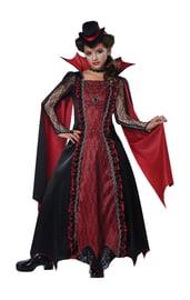 Детский костюм викторианской вампирши