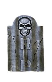 Надгробие с черепом RIP