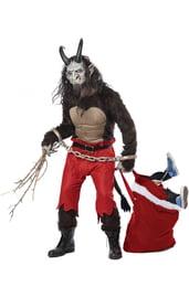 Костюм Рождественского демона Крампуса