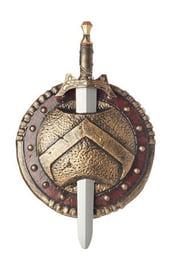 Спартанский меч и щит