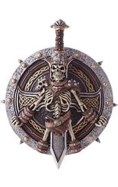 Щит и меч короля викингов