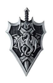Щит и меч повелителя драконов