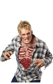 Накладная кожа зомби